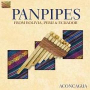 Panpipes From Bolivia,Peru & Ecuador