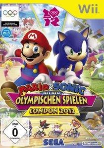 Mario & Sonic bei den Olympischen Spielen - London 2012 (Softwar