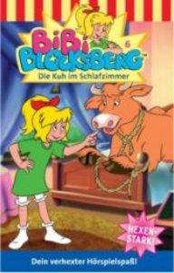 Bibi Blocksberg 06. Die Kuh im Schlafzimmer. Cassette