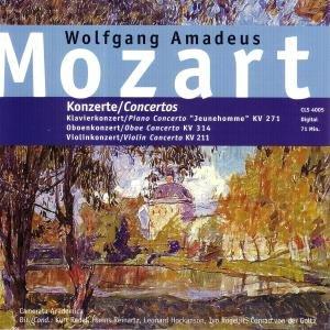 Konzerte (Piano,Oboe,Violine)