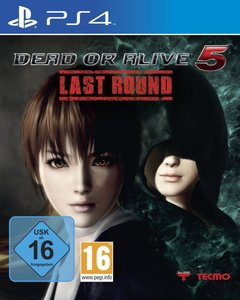 Dead or Alive 5 - Last Round