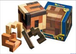 Philos 6170 - Confusio Neu, 9 Puzzle Teile, Knobelspiel - zum Schließen ins Bild klicken