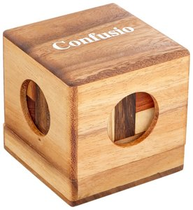 Philos 6170 - Confusio Neu, 9 Puzzle Teile, Knobelspiel