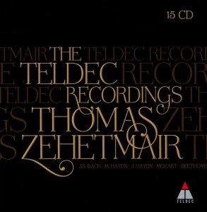 Thomas Zehetmair-Complete Teldec Recordings
