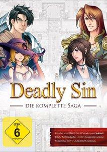 Deadly Sin - Die komplette Saga. Fü Windows Vista/7/8/8.1/10