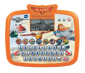 VTech 80-155604 - Planes 2, Dusty Lerntablet