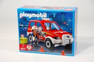 PLAYMOBIL® 4822 - Feuerwehr-Kommandowagen