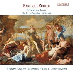 Barthold Kuijken-French Flute Music