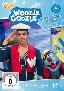 (4)DVD z.TV-Serie-Außerirdische Und Schiffe