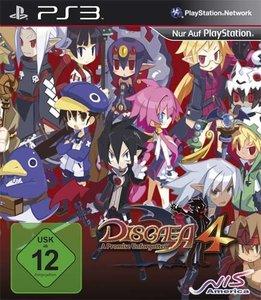 Disgaea 4 (Relaunch)