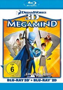 Megamind 2D & 3D