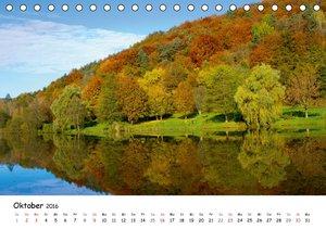 Naturschauplätze der Südpfalz (Tischkalender 2016 DIN A5 quer)