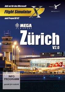 FSX Mega Airport Zürich 2.0 (Addon)