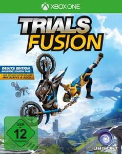 Trials Fusion Deluxe Edition inkl. Season Pass