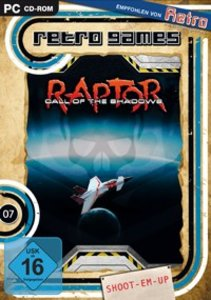 Raptor: Call of the Shadows (PC-CD)