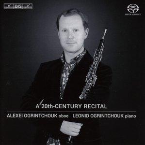 Ein Zwanzigstes Jahrhundert-Recital