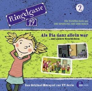 (2)HSP z.TV-Serie-Als Pia Ganz Allein War