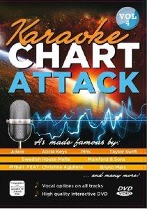Karaoke Chart Attack 4