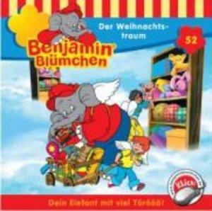 Benjamin Blümchen. Der Weihnachtstraum