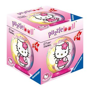 Ravensburger 11856 - Hello Kitty, 54 Teile puzzleball®