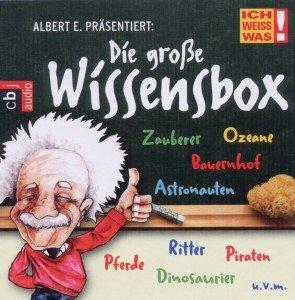 Albert E.Präsentiert:Die Große Wissens-Box