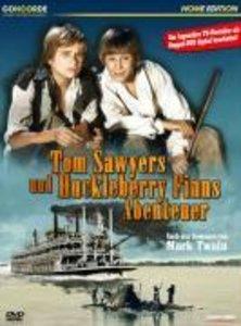 Tom Sawyers und Huckleberry Finns Abenteuer - Die legendären TV-