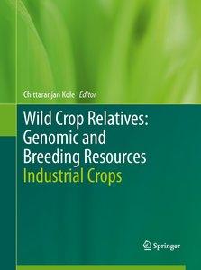 Wild Crop Relatives: Genomic and Breeding Resources