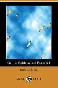 On the Sublime and Beautiful (Dodo Press)