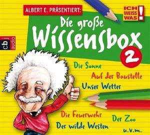 Albert E.Präsentiert:Die Große Wissensbox 2