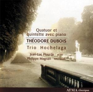 Dubois: Quartet and Quintet with piano