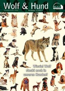 Wolf Magazin: Wolf und Hund (1/2013)