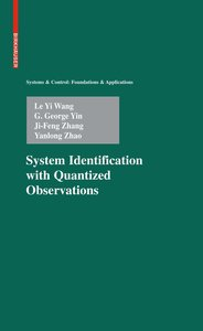 System Identification with Quantized Observations