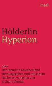 Hyperion oder Der Eremit von Griechenland