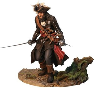 Assassins Creed 4 Black Flag Blackbeard - Figur (UBICollectibles