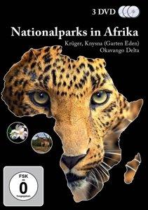 Nationalparks In Afrika: Krüger/Knysna/Okavango Delta