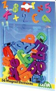 Lena 65746 - Magnet: Kleinbuchstaben