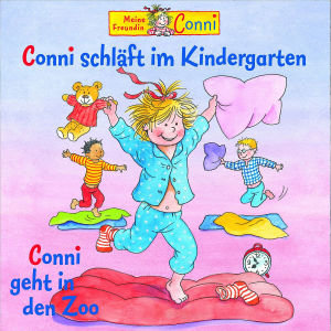 "21: CONNI SCHLÃ""FT IM KINDERGARTEN/GEHT IN DEN ZOO"