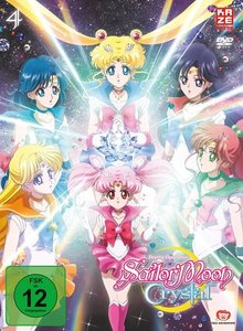 Sailor Moon Crystal - DVD 4 (2 DVDs)