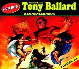 Tony Ballard-Kennenlernbox 1
