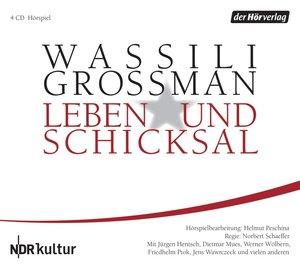 Grossman, W: Leben und Schicksal/4 CDs