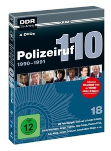 Polizeiruf 110 - Box 18: 1990 - 1991