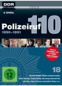 Polizeiruf 110 - Box 18: 1990 - 1991