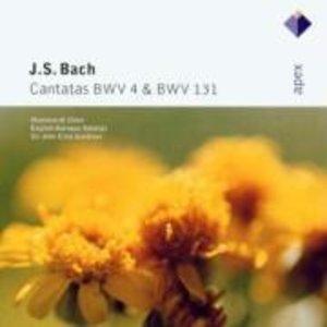 Kantaten BWV 4 & BWV 131