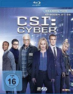 CSI: Cyber-Season 2.1 BD