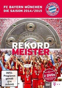 FC Bayern Müünchen - Die Saison 2014/2015