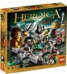 LEGO® Spiele 3860 - Lego Heroica: Die Festung Fortaan