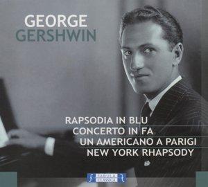 Gershwin dirigiert von Toscanini