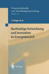 Nachhaltige Entwicklung und Innovation im Energiebereich