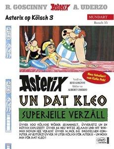 Asterix Mundart 55. Asterix un dat Kleo