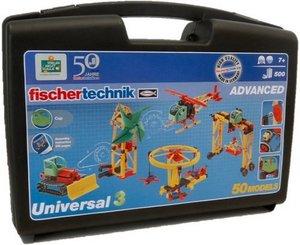 Fischertechnik 534000 - Advanced Universal 3 Jubiläumsedition, 5